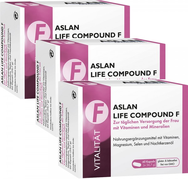 ASLAN Life Compound F-Sparpaket