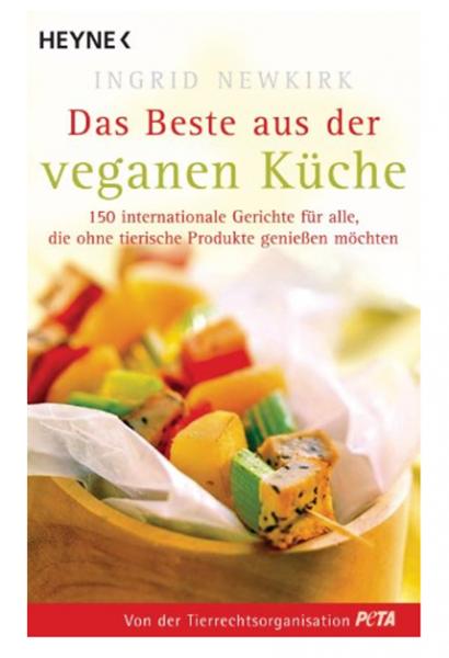 Buch: Das Beste aus der veganen Küche (Ingrid Newkirk und PETA)
