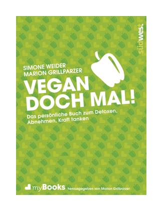Buch: myBook - Vegan doch mal! (Marion Grillparzer)