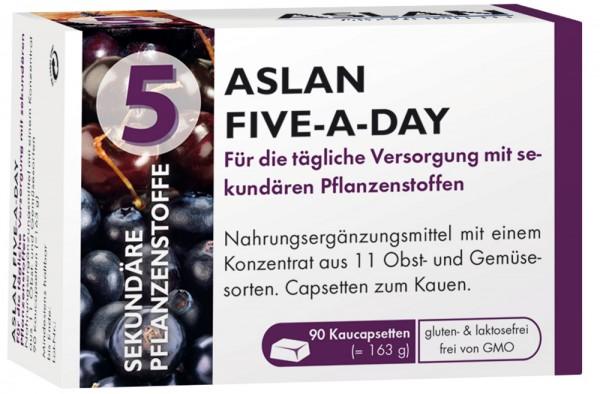 ASLAN Five-a-day