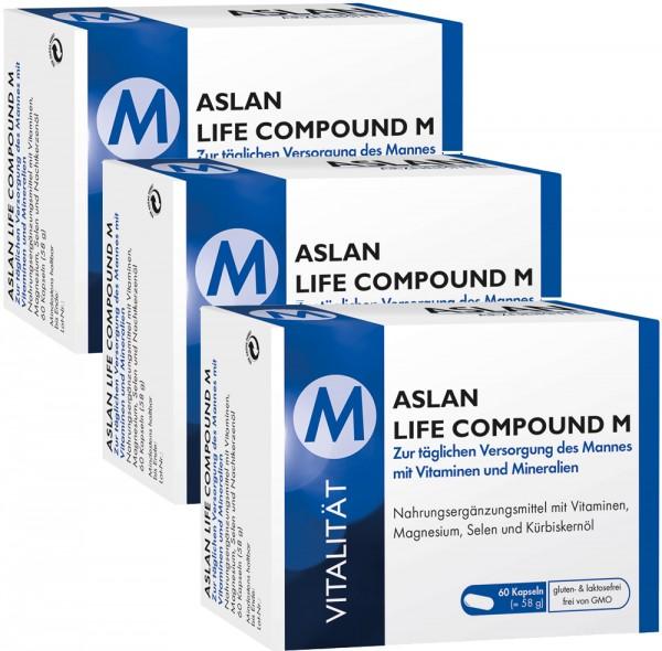 ASLAN Life Compound M-Sparpaket