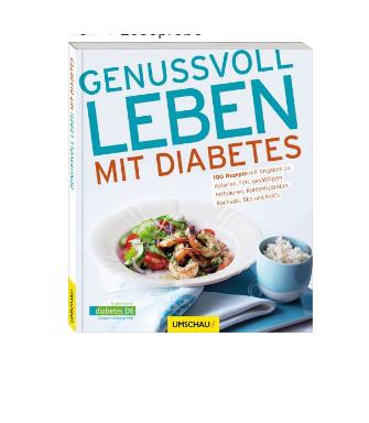 Buch: Genussvoll leben mit Diabetes ( von Thompson)