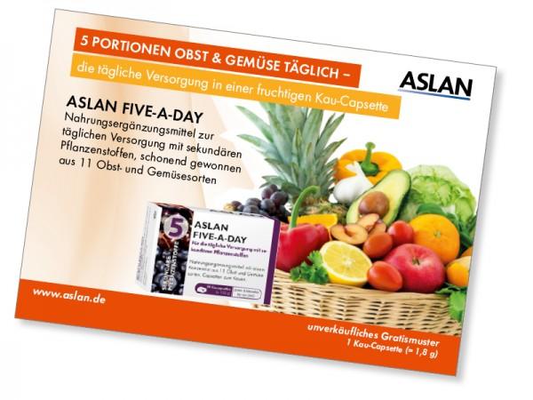 Probe ASLAN Five-a-day