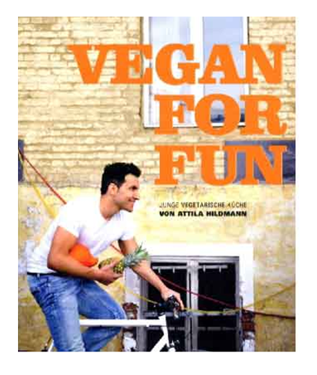 Buch: Vegan for fun (Attila Hildmann)
