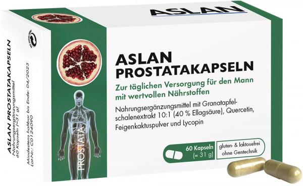 ASLAN Prostatakapseln