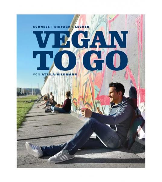 Buch: Vegan to go - schnell, einfach, lecker (Attila Hildmann)