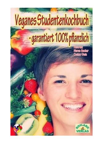 Buch: Veganes Studentenkochbuch (Maren Becker und Cosmo Vega)